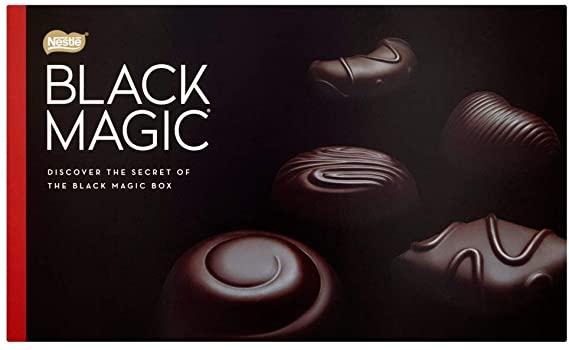 Nestle Black Magic Dark Chocolate