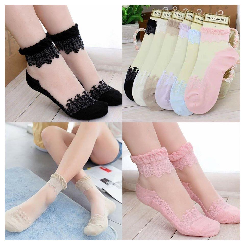 Stylish Ladies Socks