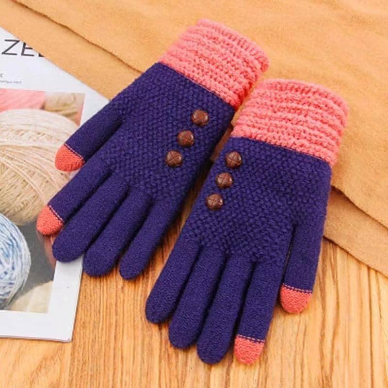 Stylish Hand Gloves