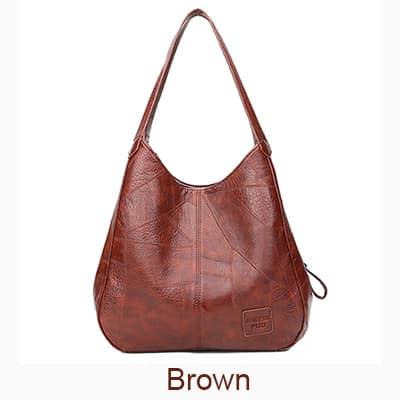 PU Leather Ladies Hand Bag /Shoulder Bag