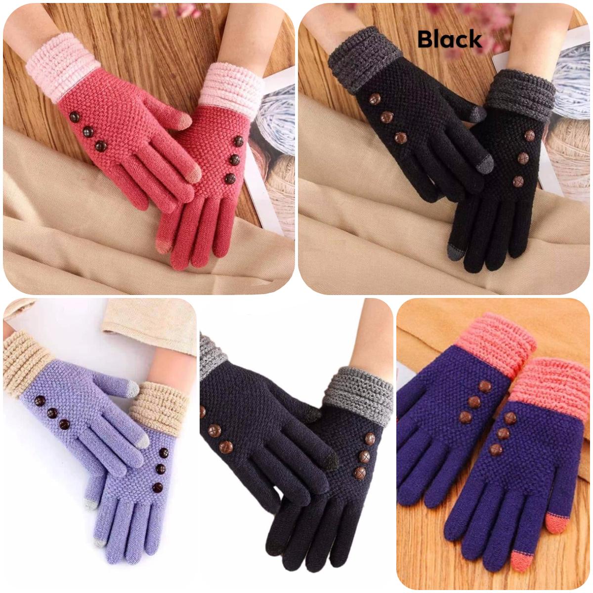 Unisex Stylish Winter Hand Gloves