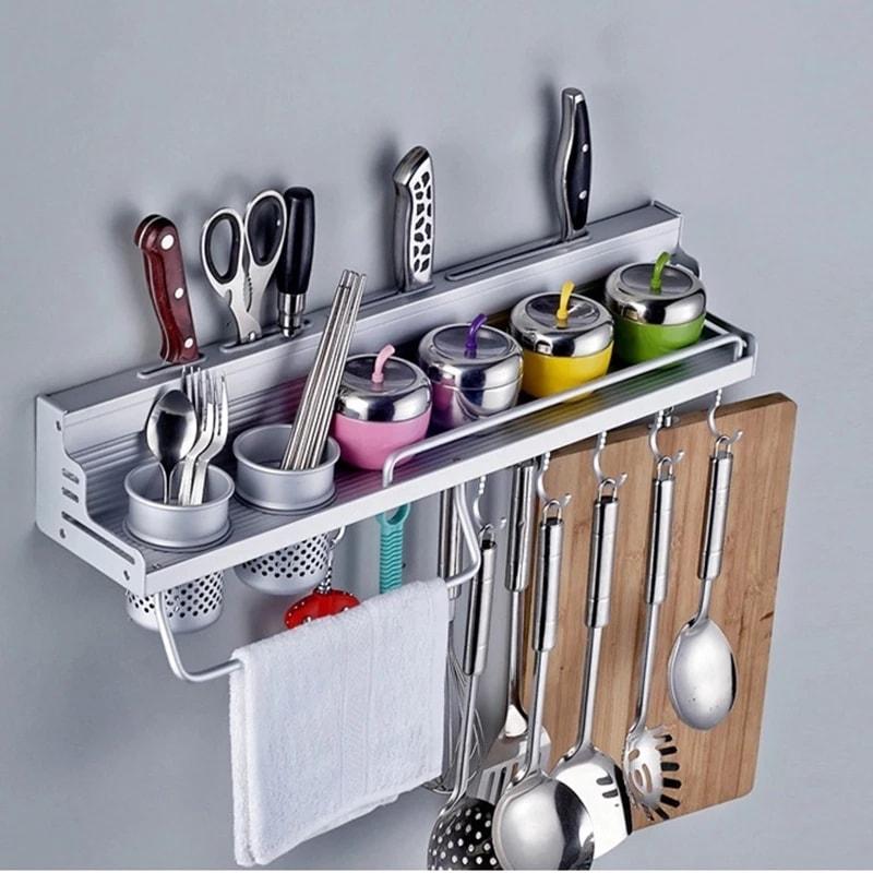 Aluminum Kitchen Rack