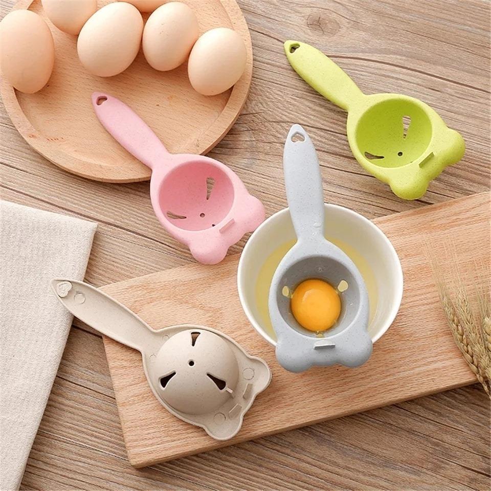 Egg White Part Separator