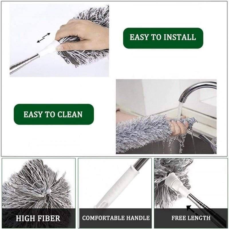 Microfiber Dusting Brush