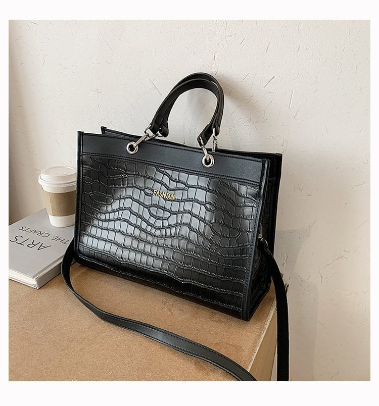PU Leather Shoulder Bags