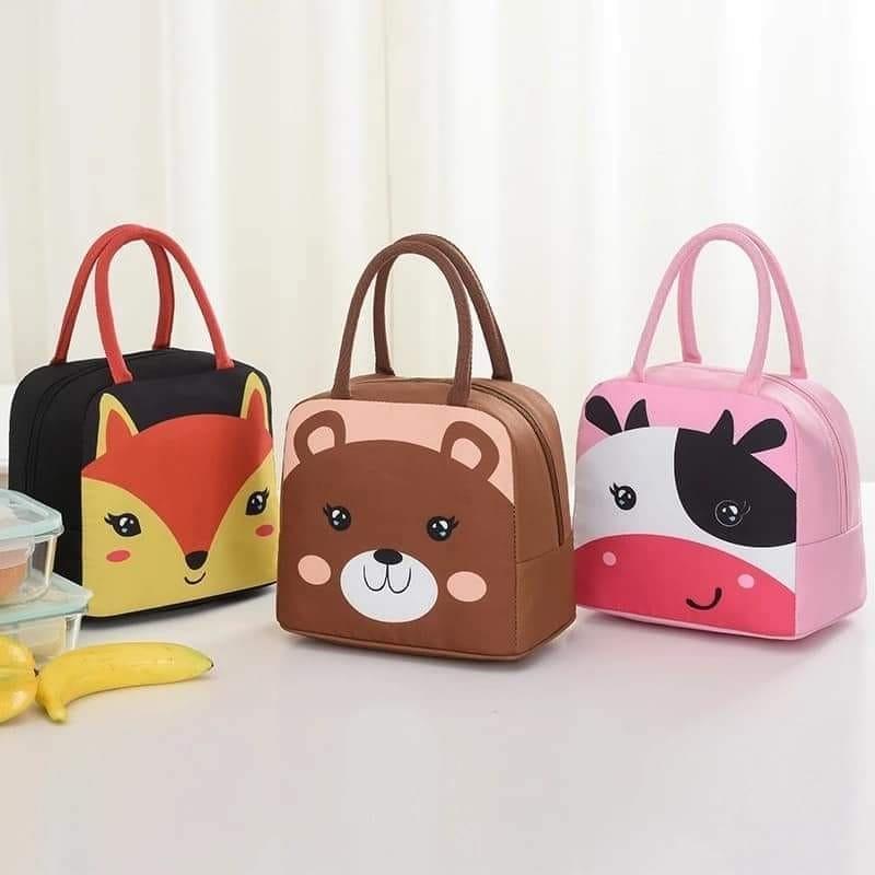 Cute Cartoon Lunch Bag