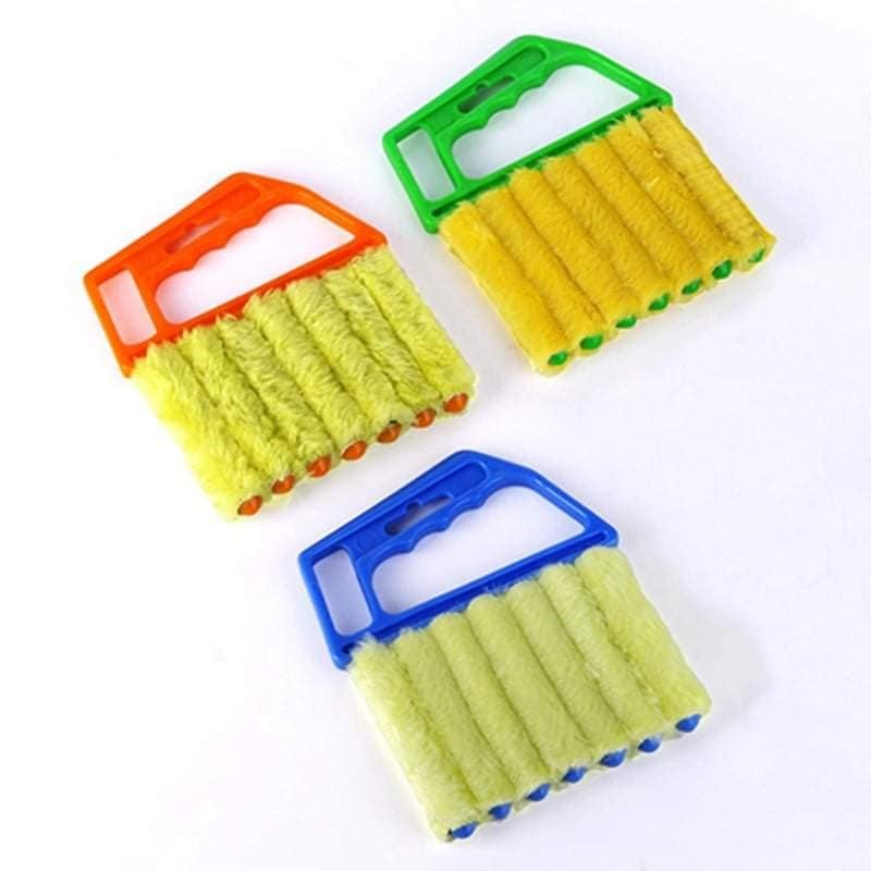 7-tooth cleaning brush