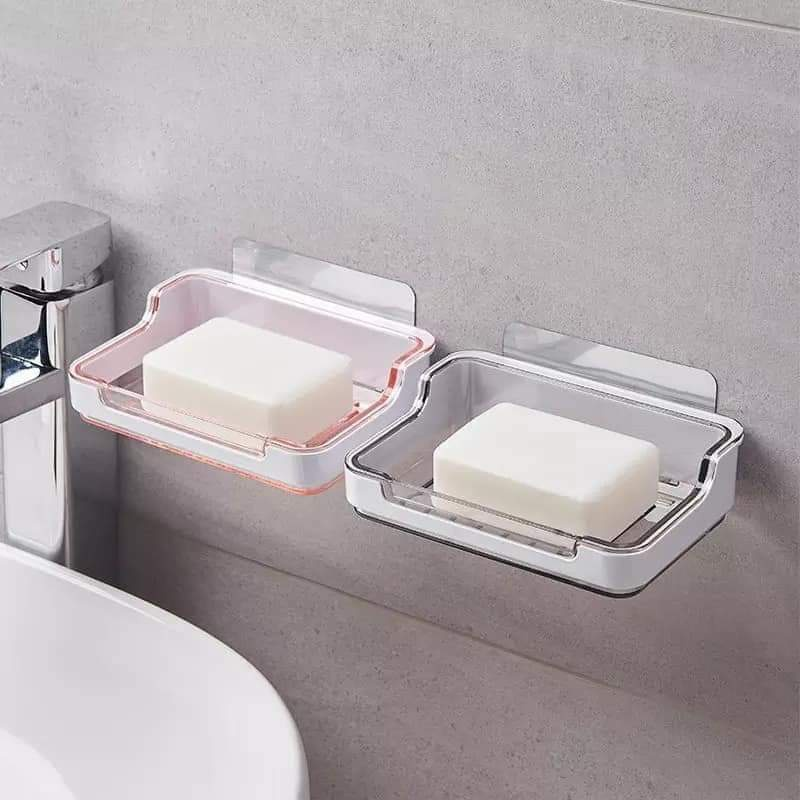 Toilet Home Wall-Mounted  Soap Holder