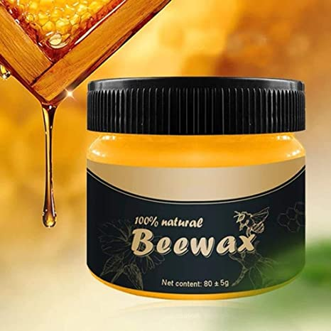 Natural Beeswax Wood Furniture Wax Polish Polishing