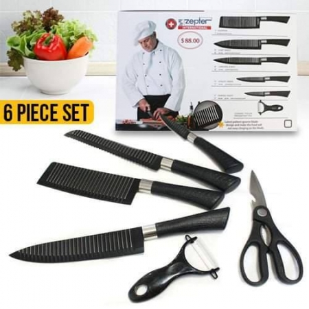 Zepter knife set