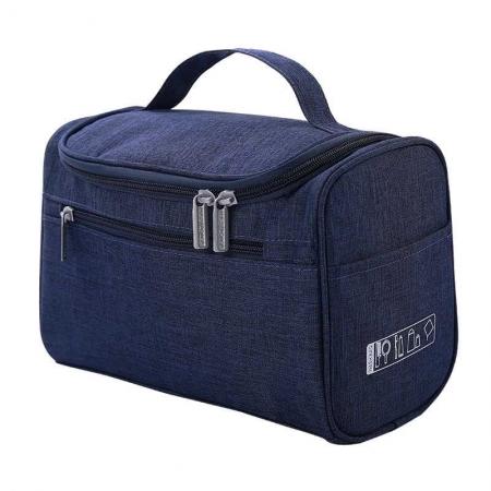 Multifunction Wash Bag Capacity Waterproof Portable Cosmetic Bag
