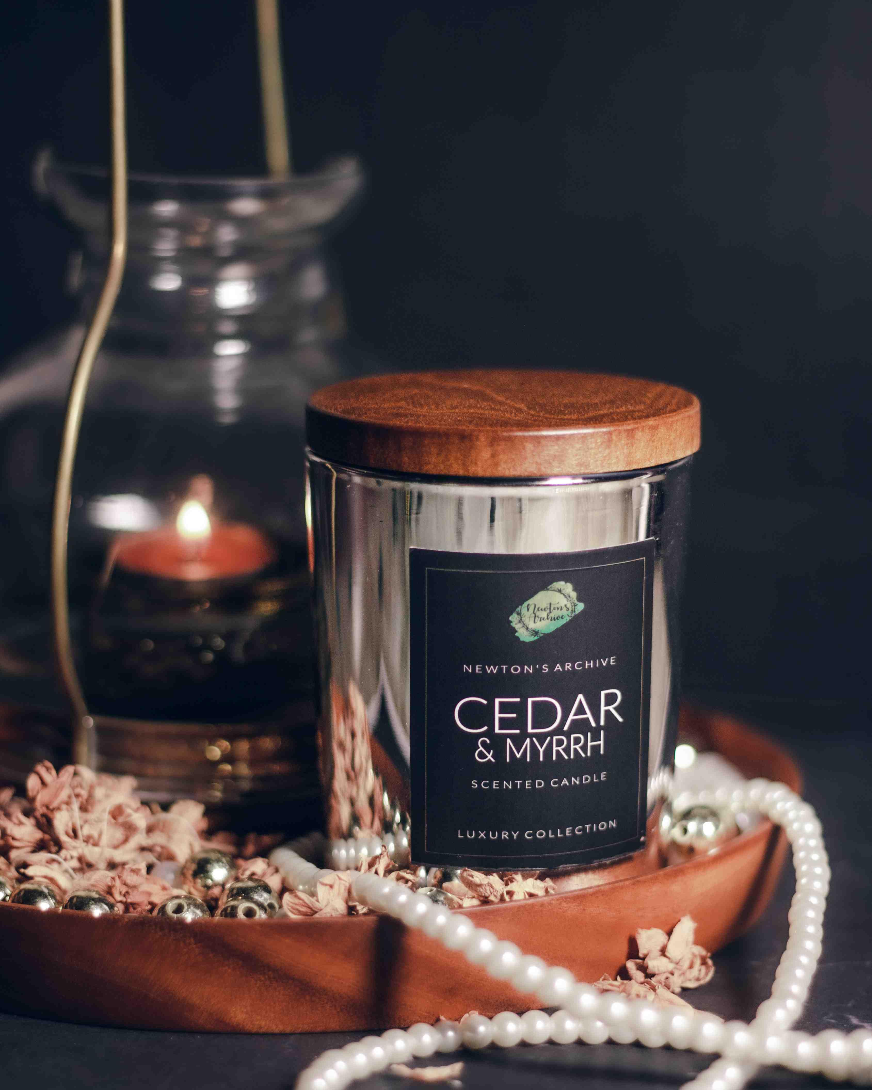 Cedar & Myrrh