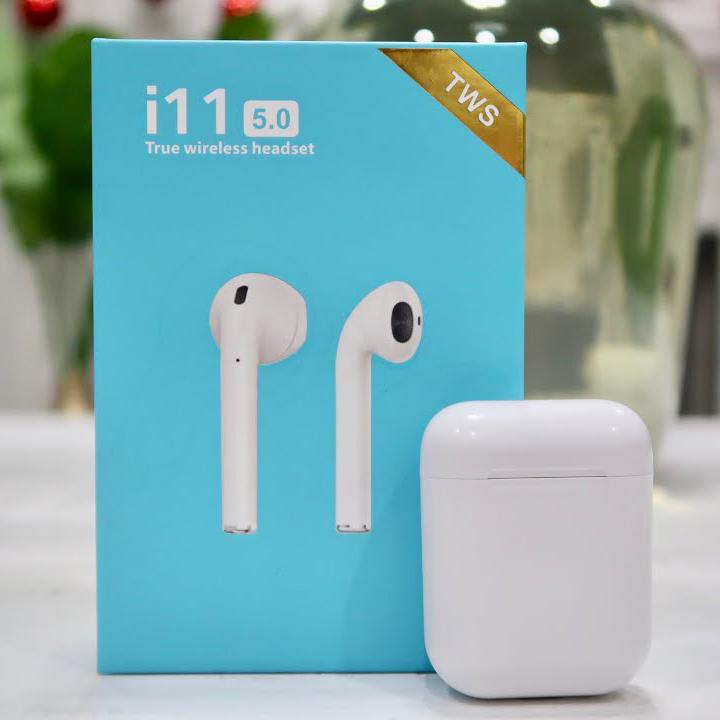 i11 TWS Bluetooth 5.0 Wireless Earphones Mini in-ear air Earbuds...