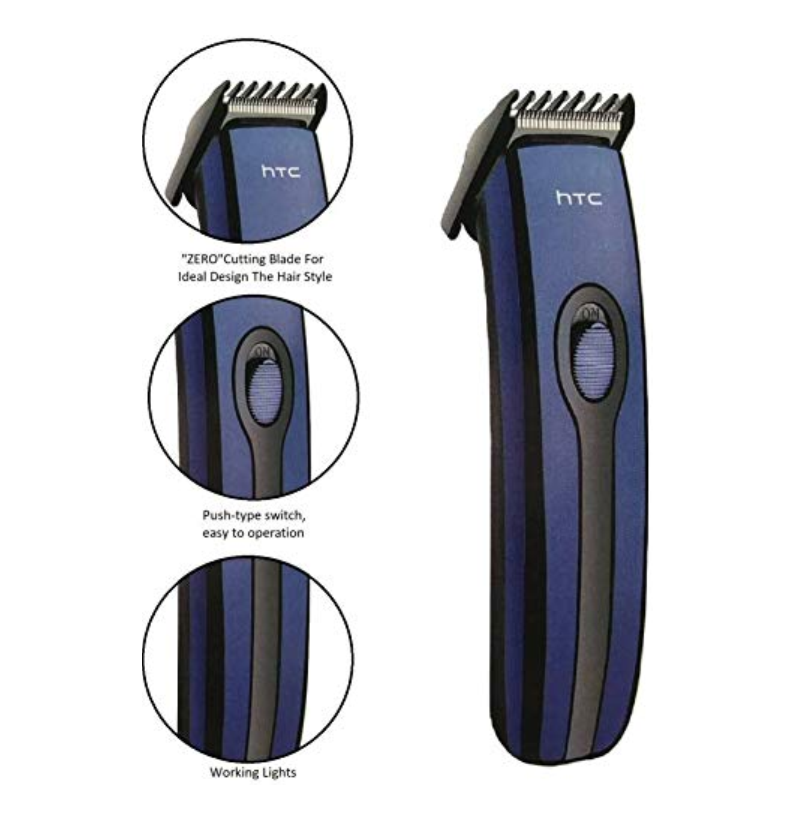HTC AT-209 Rechargeable Hair Trimmer