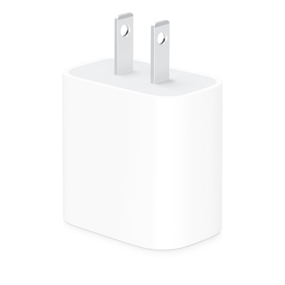 Apple 20W USB-C Power Adapter Official