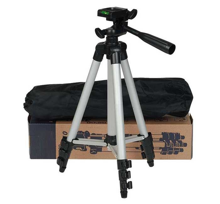 Tripod & Stand for Camera and Mobile