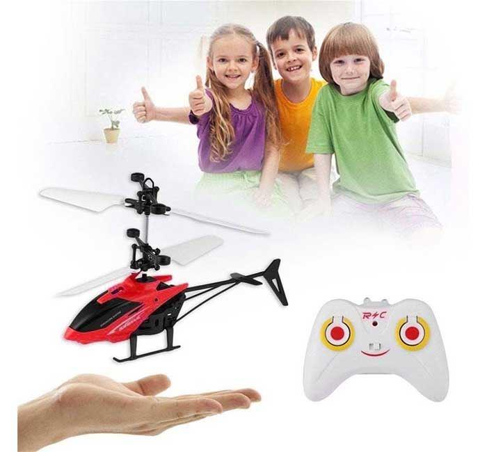 Sensor Remote Helicopter (Induction)