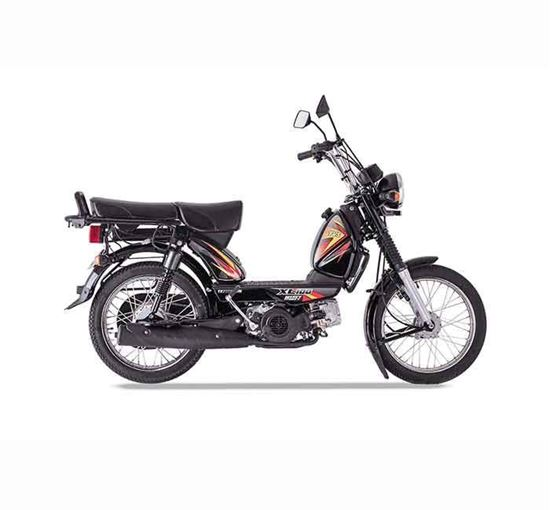 TVS XL 100 i - Touch Motorcycle