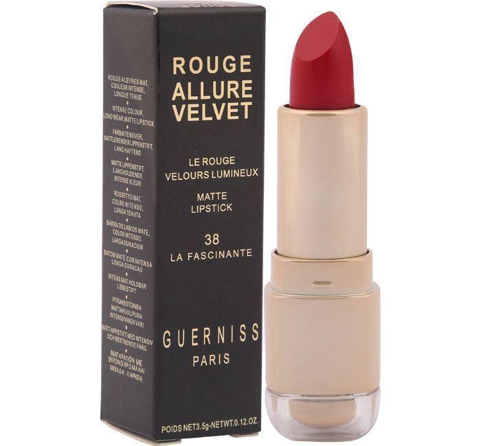 GUERNISS PARIS Velvet Matte Lipstick – GS035