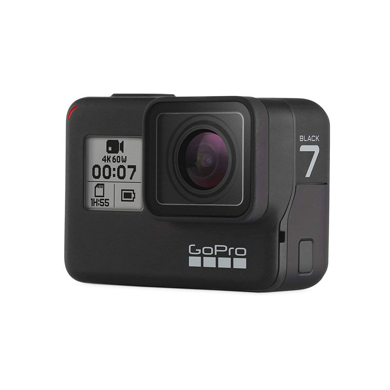 GoPro HERO7 Waterproof Action Camera 4K Ultra HD