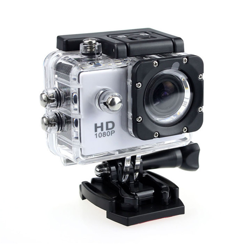 Sports DV Camera  Waterproof Shockproof Case Ultra Action Pro Camcorder...