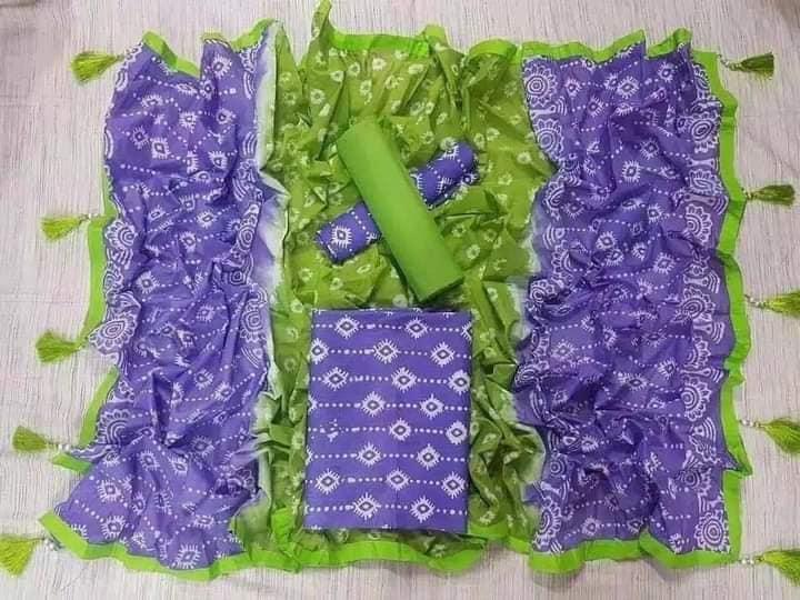 Batik Three Piece