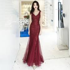 Fish Cut Gown