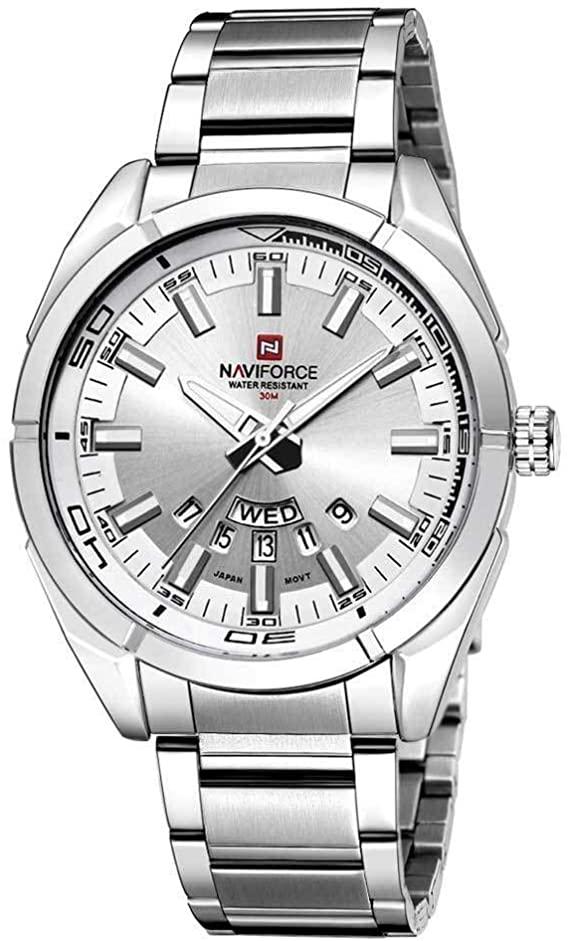 Imported deigned Naviforce branded Men Watch