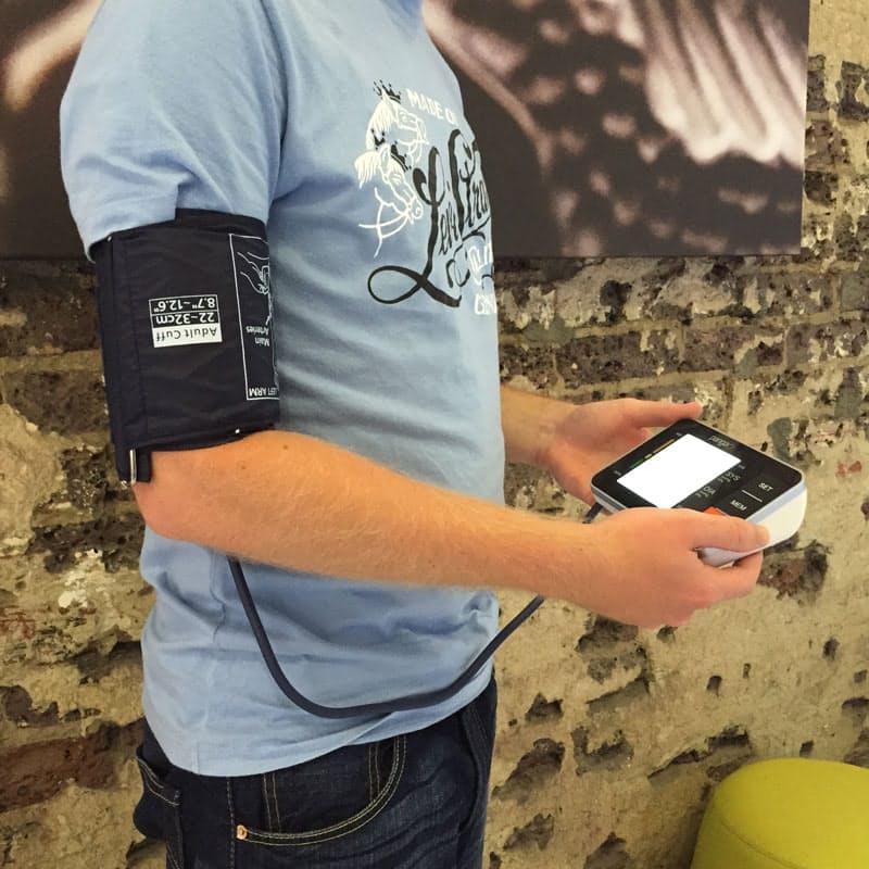 Pangao Upper Arm Electronic Blood Pressure Monitor