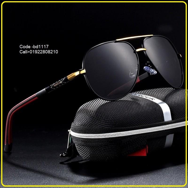 Porsche Polarized Sunglasses for Men