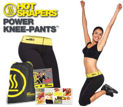 Hot Shapers Power Knee Pants