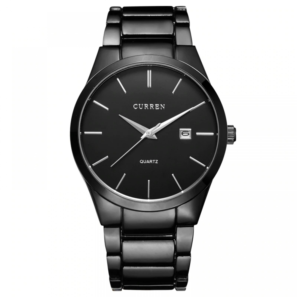 exclusive deigned Stainless Steel  Watches for Men - Black