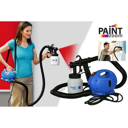 Electric Wall Paint Spray (Paint Zoom by Electric Paint Sprayer )