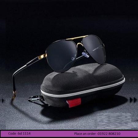 HD Polarized Sunglasses for Men