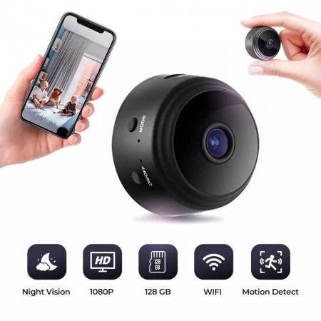 A9 Wi-Fi Mini Camera HD 1080P
