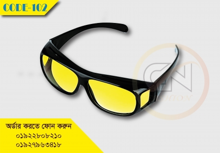 Night Vision Sunglass for Every Night for Driving