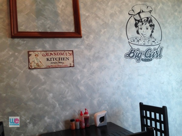 ร้าน Big Girl Pizza