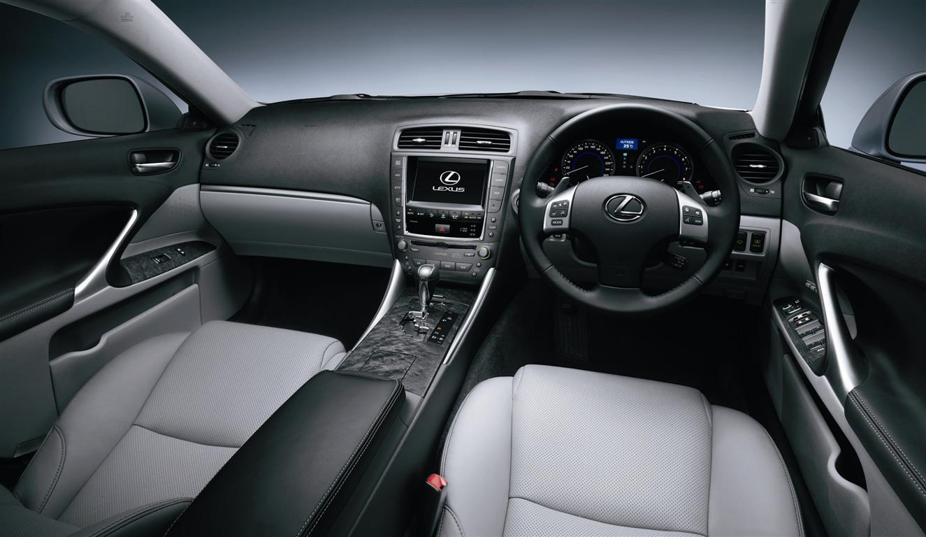 Lexus Malaysia Introduces The New 2011 Lexus Is 250 Video
