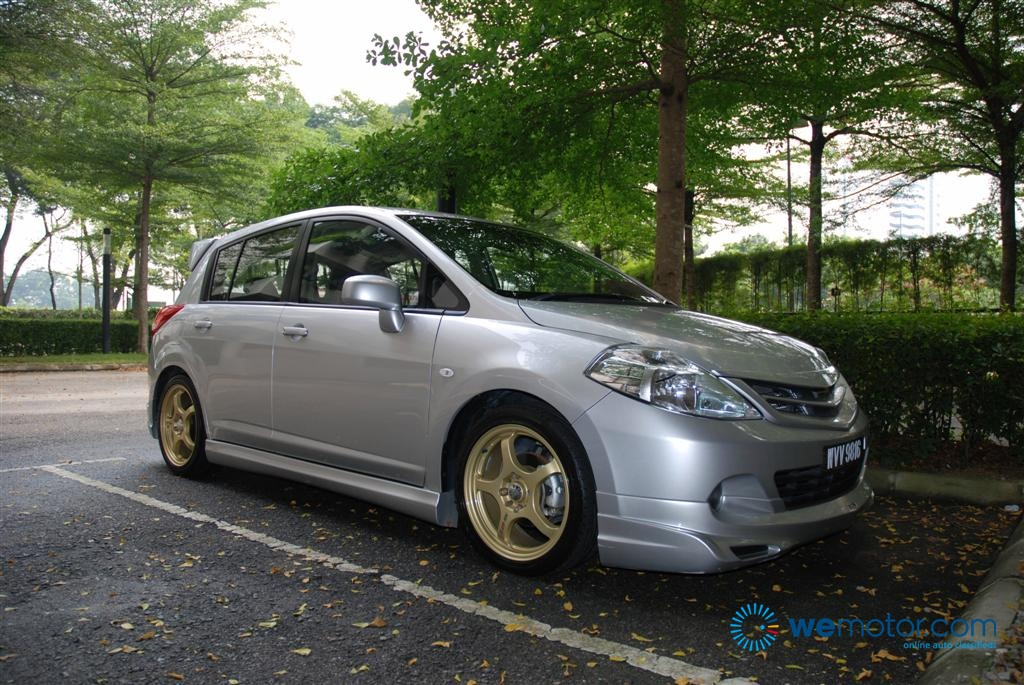 Review 2011 Nissan Latio Tuned By Impul Wemotor Com