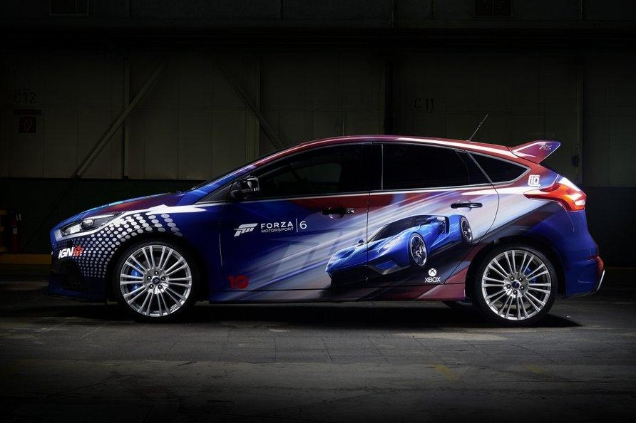 Ford Focus RS - Forza Motorsport Livery - 5 - wemotor.com