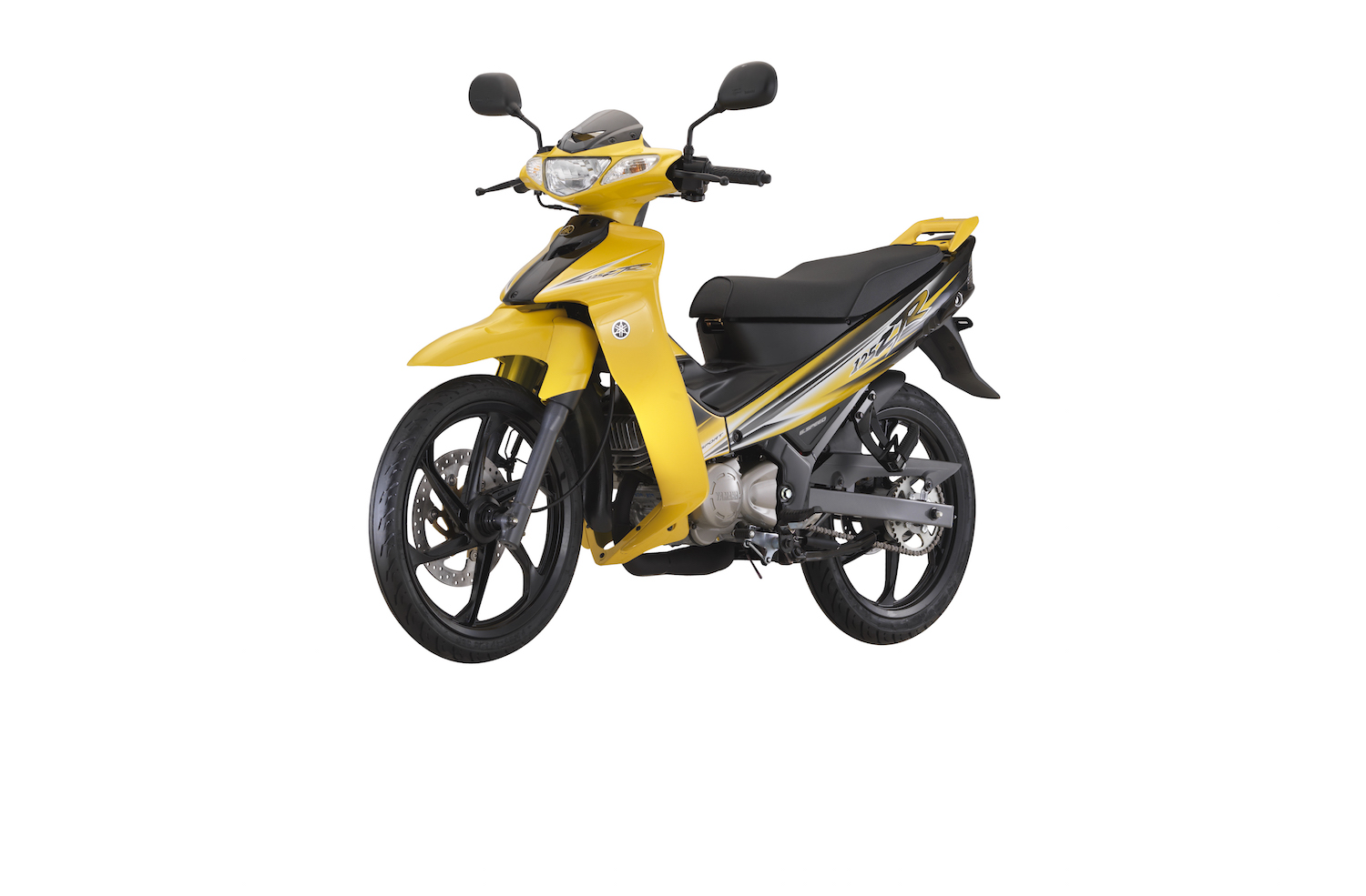 2016 Yamaha 125zr Available In Yellow Rm7 269 Wemotor Com