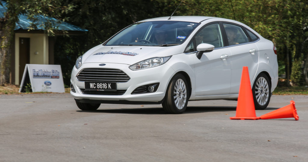 Ford Driving Skills For Life IIUM 01