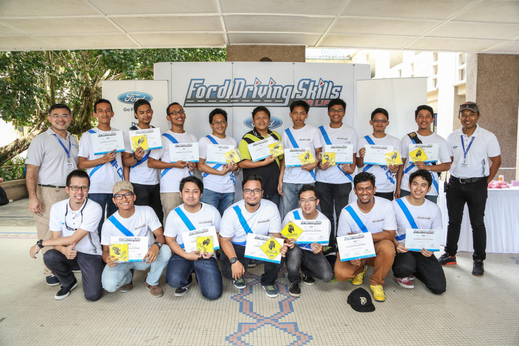 Ford Driving Skills For Life IIUM 02