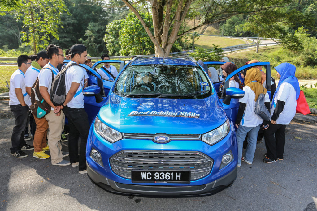 Ford Driving Skills For Life IIUM 03