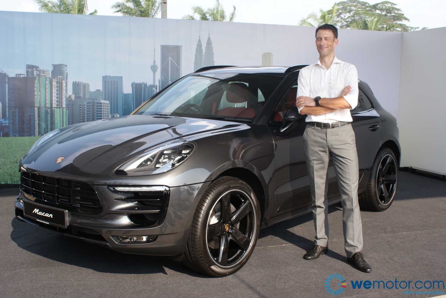 Launch 2016 Porsche Macan Facelift Price Tba Wemotor Com