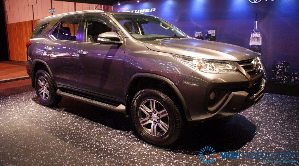 2016 Toyota Fortuner Launch 19