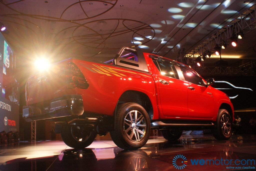 2016 Toyota Hilux Launch 14