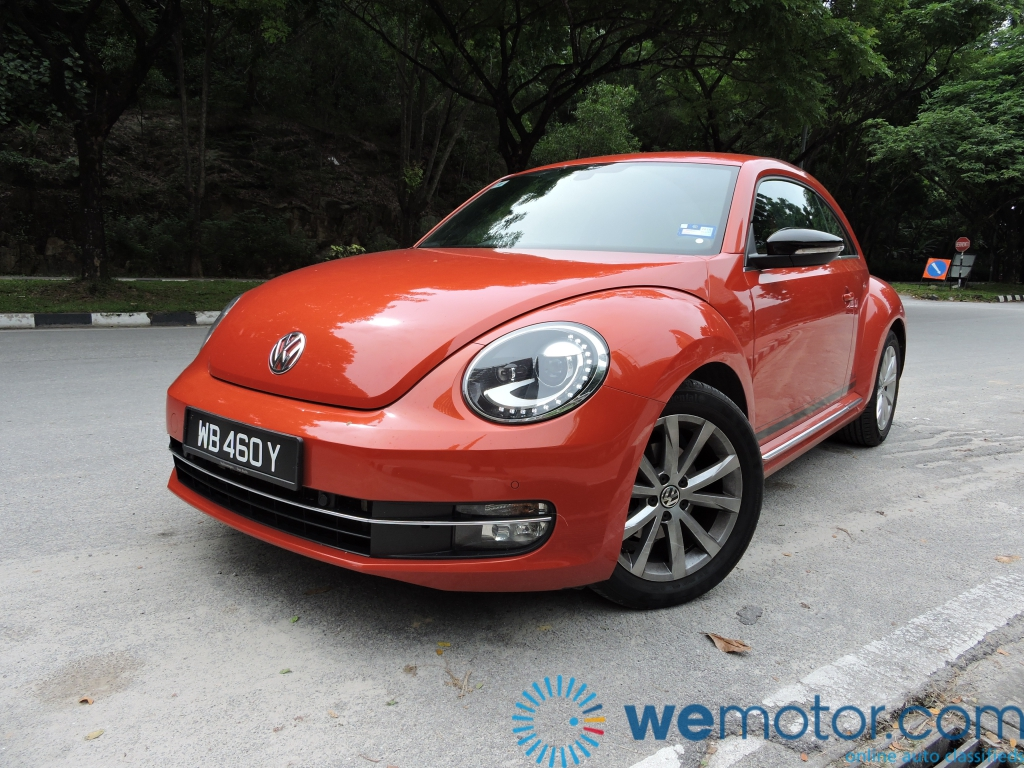 2015 Volkswagen Beetle Club Edition 1