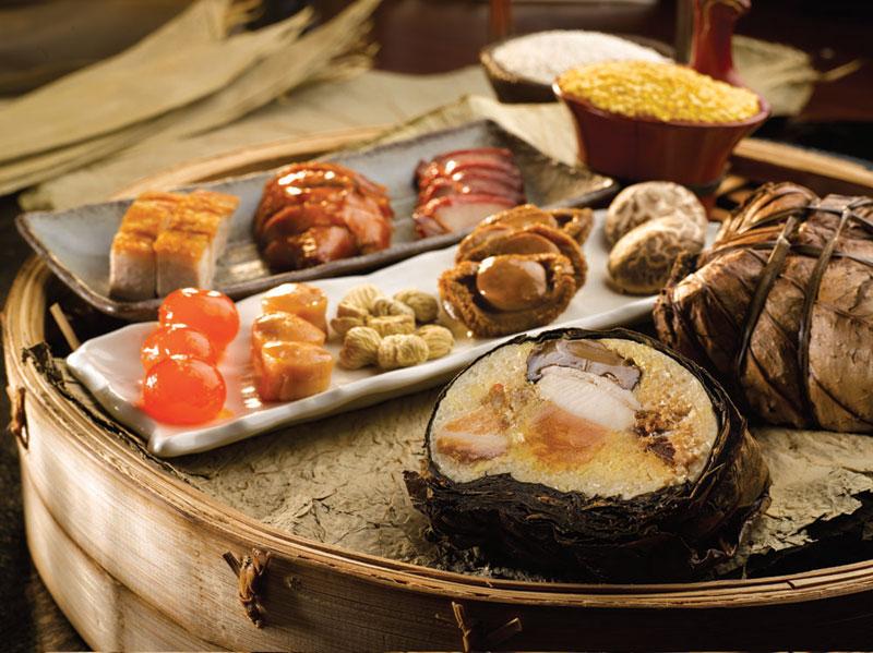 Hongkong Style Abalone Dumpling