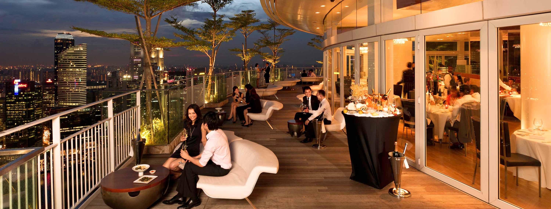 Sands casino singapore restaurants sun cruise casino myrtle beach coupon